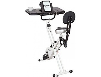 $200 off FitDesk v3.0 Desk Bike with Extension Kit