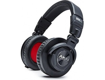 $134 off Akai Professional Project 50X Studio Monitor Headphones