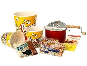 24% off Whirley Pop Ultimate Popcorn Gift Set