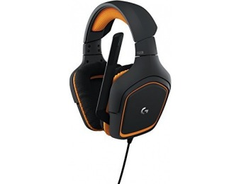 50% off Logitech G231 Prodigy Stereo Gaming Headset