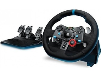 $248 off Logitech Driving Force G29 Racing Wheel for PlayStation