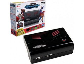 64% off Retro-Bit Generations - Plug and Play Game Console 90+ Games