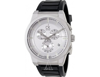 80% off Calvin Klein Men's Dart Watch