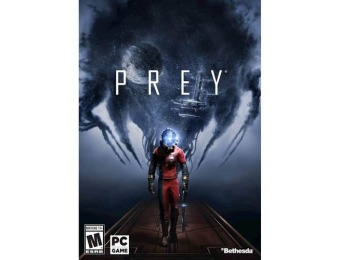 Free Collector's Edition Hardcover Guide w/ Prey - Windows