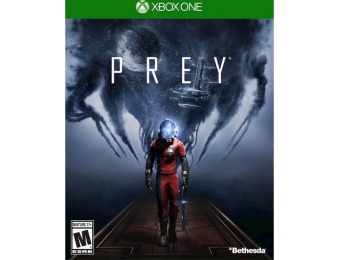 Free Collector's Edition Hardcover Guide w/ Prey - Xbox One