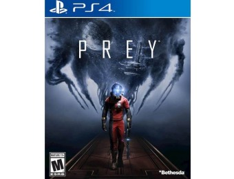 Free Collector's Edition Hardcover Guide w/ Prey - PlayStation 4