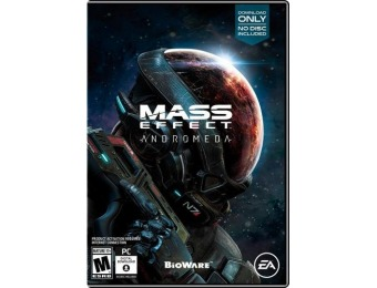 50% off Mass Effect: Andromeda - Windows