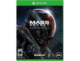 84% off Mass Effect Andromeda - Xbox One