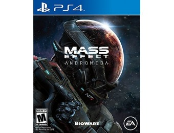 33% off Mass Effect Andromeda - PlayStation 4