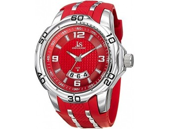 $386 off Joshua & Sons Men's JX110BUR Watch