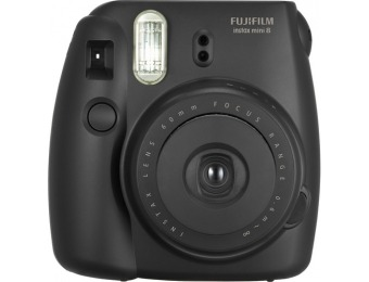 $40 off Fujifilm instax mini 8 Instant Film Camera, 5 Colors