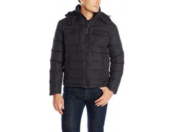 90% off Kenneth Cole New York Men's Mixed-Media Down Jacket