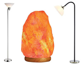 Up to 58% off Select Lamps - Your Choice Only $19.99