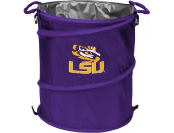 84% off Logo Chairs 13-Gallon LSU Polyester Personal Cooler