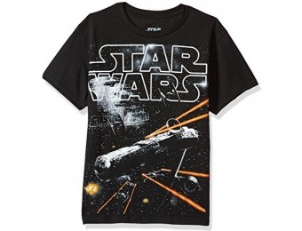 71% off Star Wars Boys T-Shirt