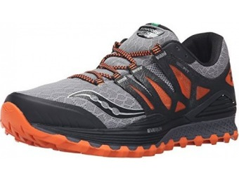 $70 off Saucony Men's Xodus Iso Trail Running Shoes