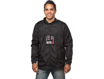 58% off Star Wars Darth Vader Windbreaker Jacket