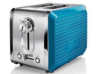 50% off Bella Dots 2-Slice Toaster (5 color choices)