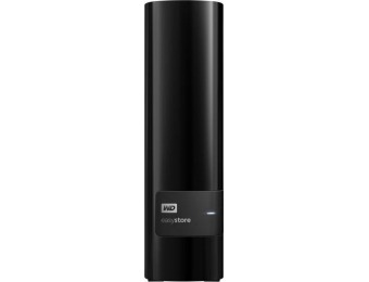 $180 off WD easystore 8TB External USB 3.0 Hard Drive