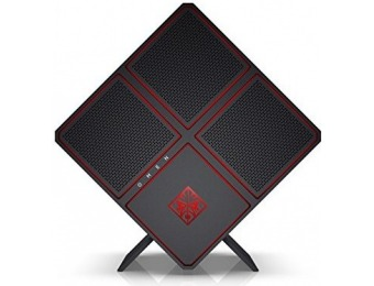 $361 off OMEN X by HP Steel Case for Gaming Desktop Computers