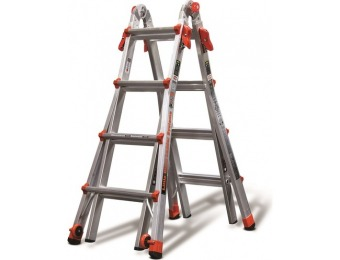 30% off Little Giant Velocity Multi-Use Model 17 Type 1A Ladder 15417-001