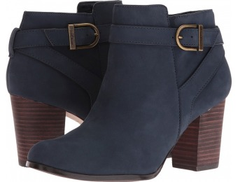 80% off Cole Haan Cassidy Strap Bootie (Ironstone Nubuck)
