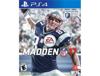 55% off Madden NFL 17 (PS4)