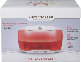 63% off View-Master Deluxe VR Viewer