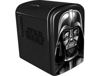 73% off Robe Factory Star Wars 6-Can Mini Fridge Cooler