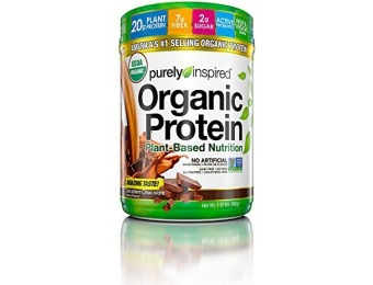53% off Purely Inspired Organic Protein Powder, 100% Plant Based Protein