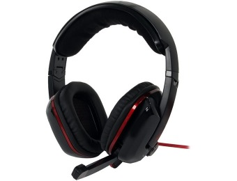 $37 off AZIO GH808 USB Gaming Headset
