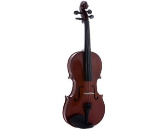87% off D'Luca VIOF10 Student Violin Outfit with Case and Bow