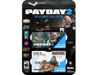 53% off PAYDAY 2: The Ultimate Steal Edition - Windows