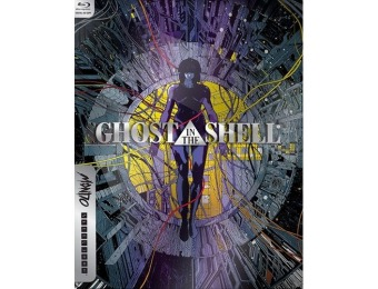 60% off Ghost In The Shell: Movie (Blu-ray + Digital)