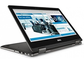 $300 off Dell Latitude 3379 2 in 1 Laptop, Core i3, 128 GB SSD