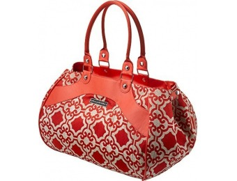 68% off Petunia Pickle Bottom Wistful Weekender Diaper Bag in Persimmon Spice