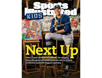 75% off SPORTS ILLUSTRATED KIDS Magazine