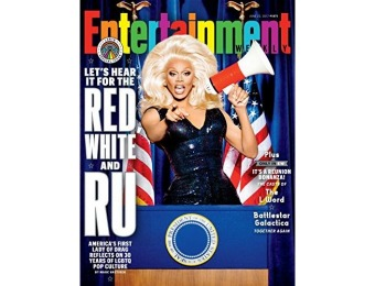 96% off Entertainment Weekly