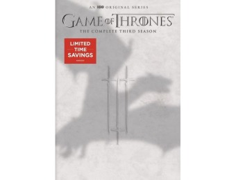 63% off Game of Thrones: Season 3