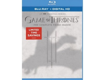 60% off Game of Thrones: Season 3 Blu-ray