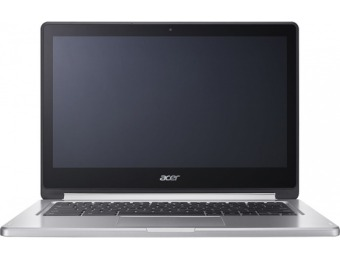 "$70 off Acer R 13 2-in-1 13.3"" Touch-Screen Chromebook - Refurbished"