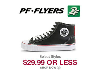 Deal: PF Flyers for the Entire Family Under $30