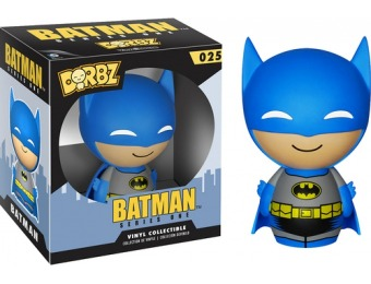 63% off Funko Dorbz: DC Comics Batman Blue Suit Vinyl Figure