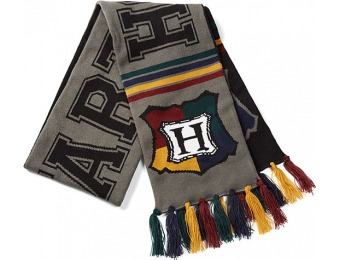 71% off Hogwarts Reversible Knit Scarf