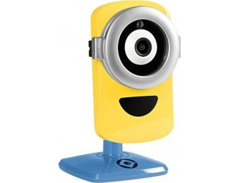25% off Despicable Me 3 Minion Cam Hd Wi-Fi Camera