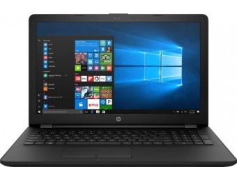 "$70 off HP 15-BS016DX 15.6"" Laptop - Core i5, 8GB, 1TB"