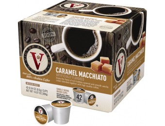 50% off Victor Allen's (42-Pack) Coffee K-Cups