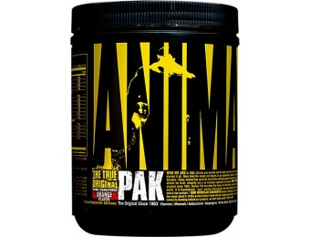 53% off Animal Pak