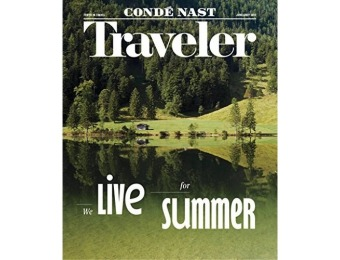 97% off Conde Nast Traveler Magazine - 6 month auto-renewal