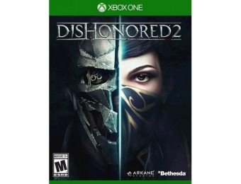 64% off Dishonored 2 - Xbox One